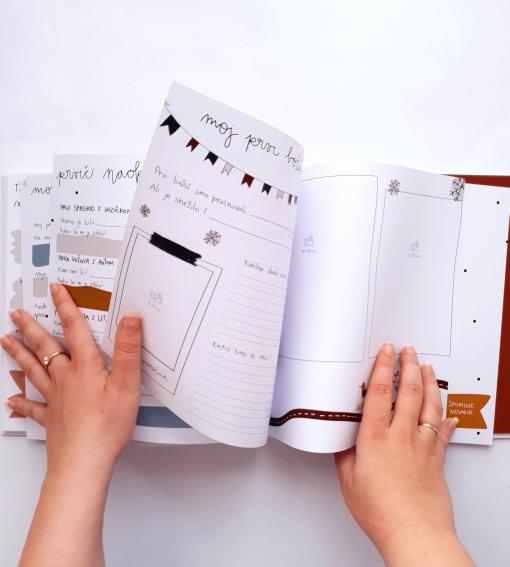 Personaliziran doienčkov dnevnik